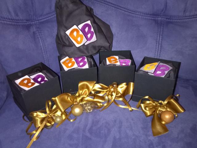 BB Spiele Weihnachtsbeutel als Weihnachtsgeschenk